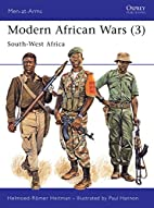 Modern African Wars 3: South-West Africa by…