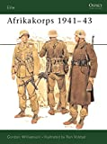 Williamson, Gordon: Afrikakorps 1941-43