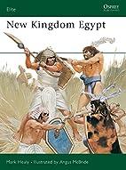 New Kingdom Egypt by Mark Healy