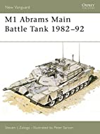 M1 Abrams Main Battle Tank 1982-92 (New…