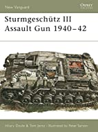 Sturmgeschütz III Assault Gun 1940-42 (New…