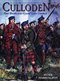Harrington, Peter: Culloden 1746: The Highland Clans' Last Charge (Trade Editions)