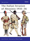 Nicolle, David: The Italian Invasion of Abyssinia 1935-36