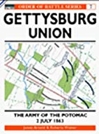 Gettysburg July 2 1863: Union: The Army of…