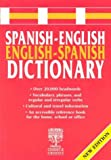 Geddes: Spanish-English Dictionary