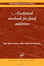 Analytical Methods for Food Additives…