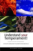 Understand Your Temperament! A Guide to the…