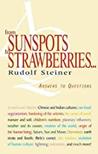 From Sunspots to Strawberries: Answers to…