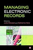 Managing Electronic Records