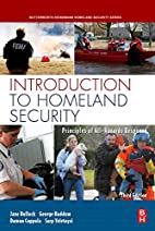 Introduction to Homeland Security, Third…