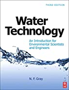 Water Technology, Third Edition by N. F.…