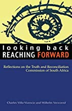 Looking Back, Reaching Forward: Reflections…