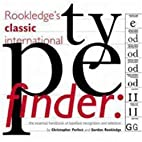 Rookledge's Classic International Typefinder…