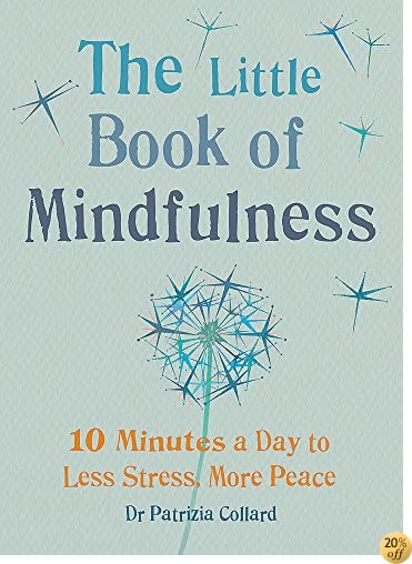 TLittle Book of Mindfulness: 10 minutes a day to less stress, more peace (MBS Little book of...)