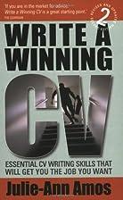 Write a Winning CV: Essential CV Writing…