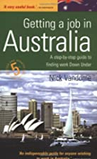 Getting a Job in Australia (How to) by Nick…