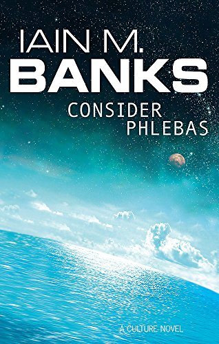 Cover of Consider Phlebas by Iain M. Banks