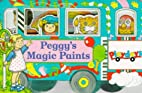 Peggy's magic paints by Jan Page