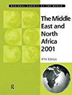 The Middle East and North Africa 2001 by…