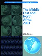 The Middle East and North Africa 2003…