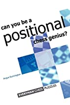 Can You Be a Positional Chess Genius by…