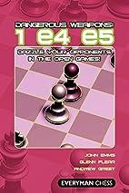 Dangerous Weapons: 1e4e5: Dazzle Your…