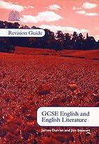 GCSE English and English Literature…