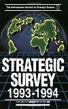 Davis, Jacquelyn K.: Strategic Survey 1993-94