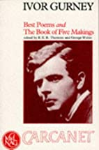 Best Poems: And, The Book of Five Makings by…