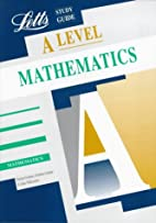 A-level Study Guide Mathematics (Letts…