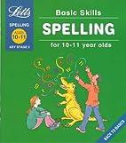 Stupendous Spelling: age 9-10 by Louis Fidge