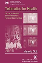 Telematics for health : the role of…
