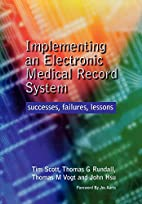 Implementing an Electronic Medical Record…
