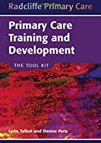 Primary Care Training and Development: The…