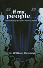 If My People by William Fleming