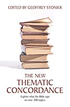 The new thematic concordance : for the use…