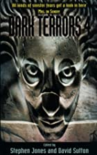 Dark Terrors 4 by Stephen Jones