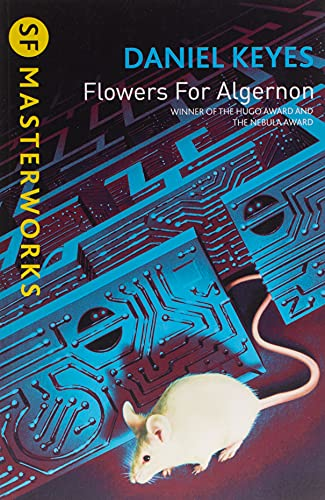 Cover of Flowers for Algernon by Daniel Keyes