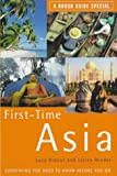 Reader, Lesley: A Rough Guide Special: 1st Time Asia
