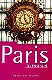 Salmon, Tim: The Rough Guide to Paris
