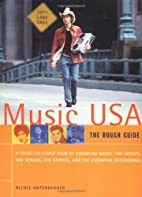 The Rough Guide to Music USA by Richie…
