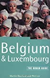 Lee, Phil: The Rough Guide to Belgium and Luxembourg