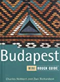 Richardson, Dan: Mini Rough Guide to Budapest