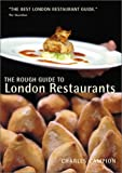 Champion, Charles: The Rough Guide 2002 London Restaurants