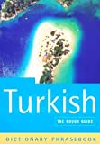 Rough Guides: The Rough Guide Dictionary Phrasebook Turkish