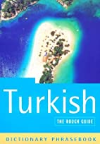 The Rough Guide to Turkish by Lexus
