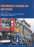 Butterfield, Roger: Entertainments Licensing Law and Practice (Law in Practice)