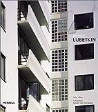 Berthold Lubetkin by John Allan