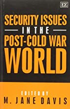 Security issues in the post-cold war world…