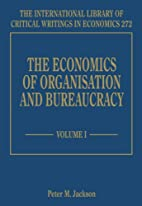 The economics of organisation and…